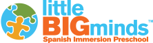 Little Big Minds Spanish Immersion Preschool Logo